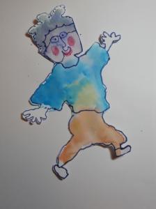 a judy doodle