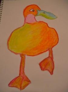 Unlucky Ducky