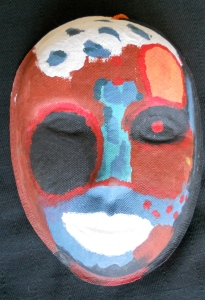 Mask by moi