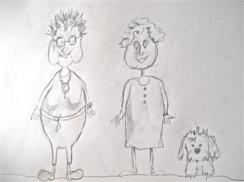 just judy, Judith & Freddie, CDT