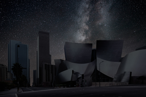 Los Angeles, Disney Hall