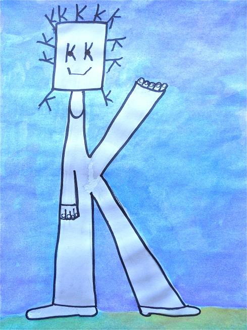 """""""K"""" by j"""