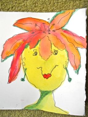 Fragile Fleur by judy